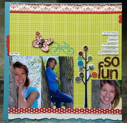 june layout for blog