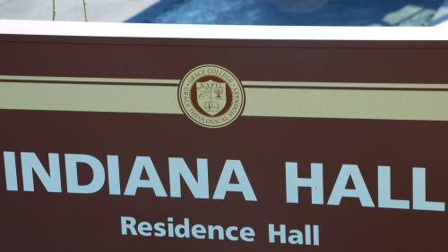 Grace 09 indiana hall sign