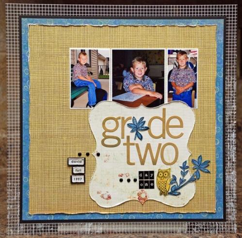 grade 2 for blog